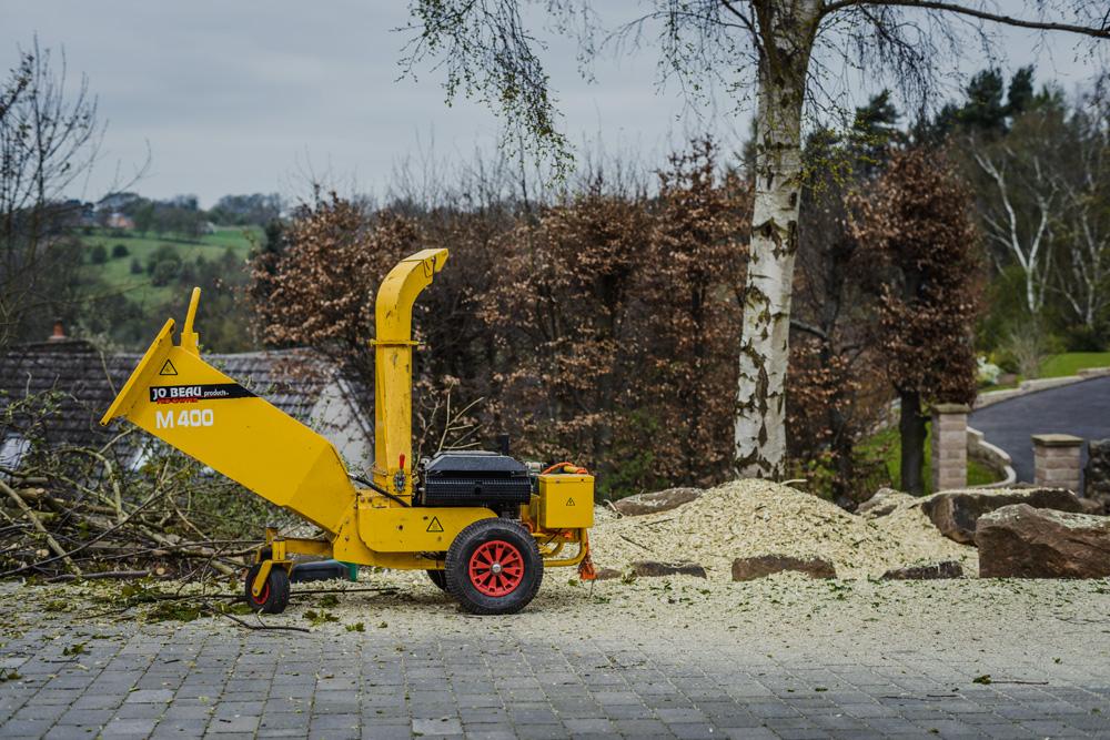 Woodland Clean Up Little Eaton © Gardenscape 07