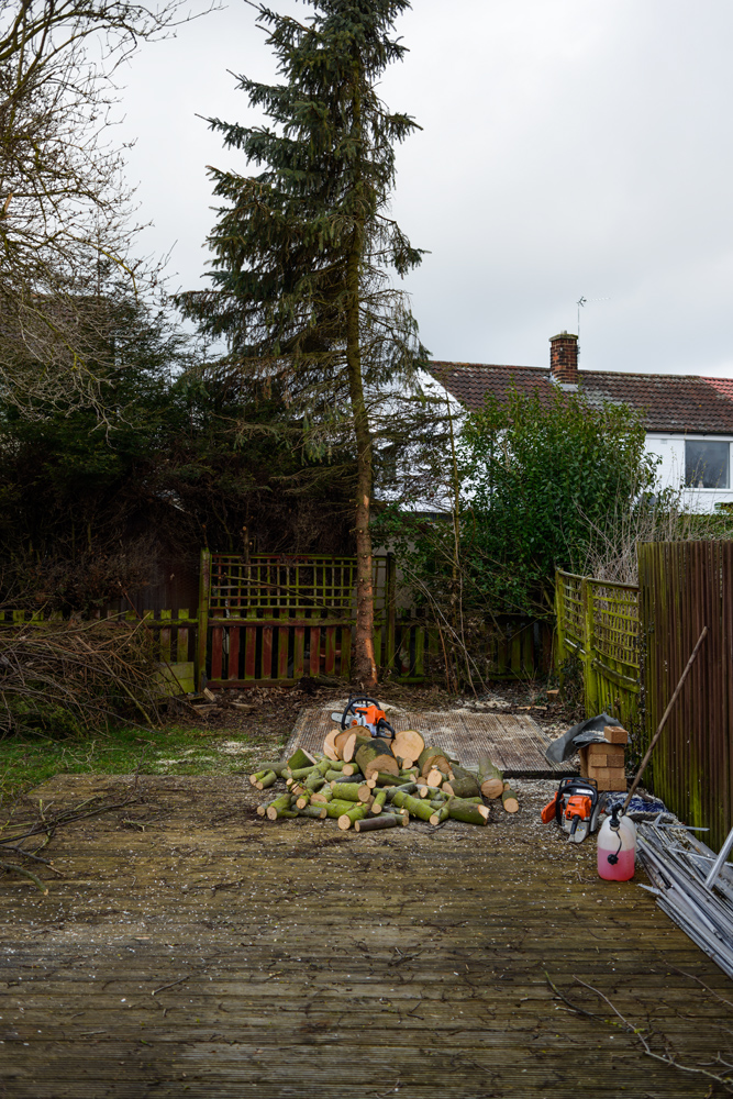 Various Tree Removal Mackworth © Gardenscape 06