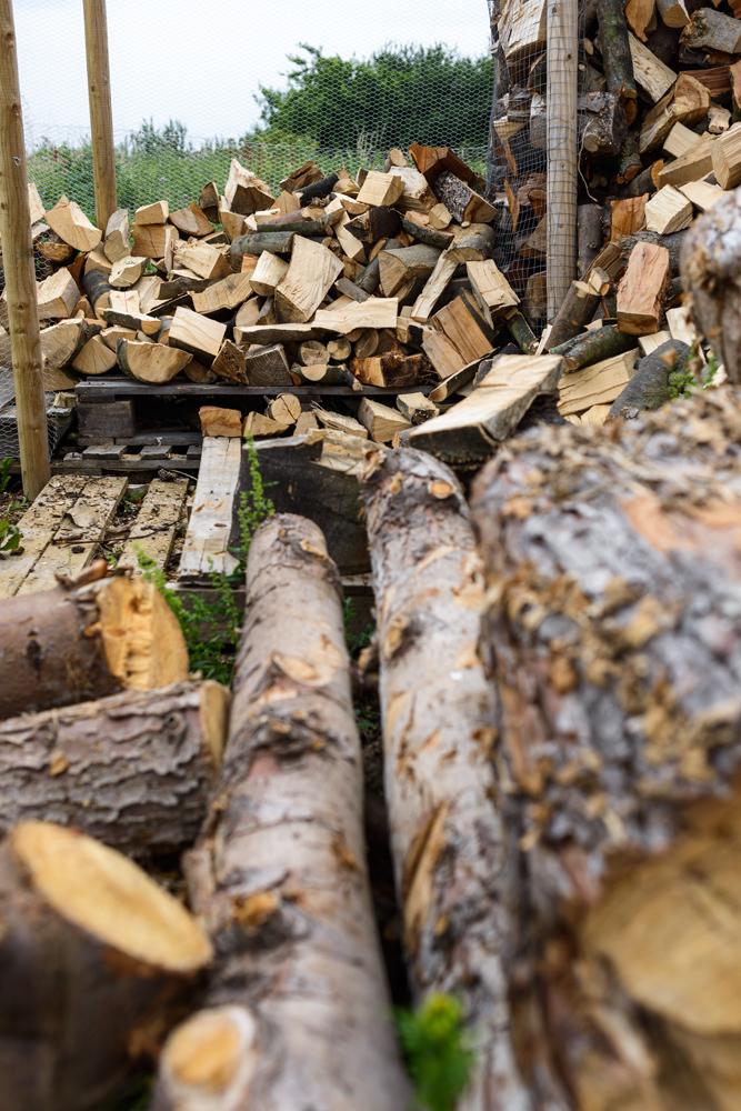 Seasoned Firewood in Derby 01